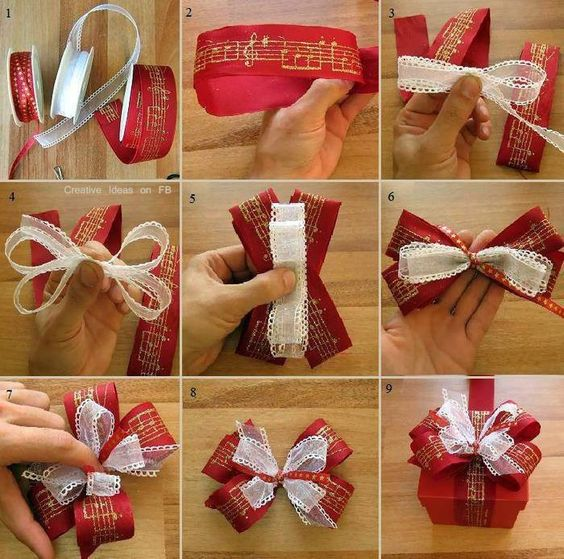 Красивые подарки своими руками поэтапно